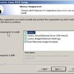 coLinux のインストールと初期設定