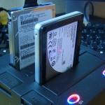 ThinkPad X201s の HDD を SSD に換装する