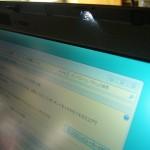 ThinkPad X201s ファーストインプレッション