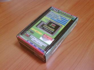 SD-EP54E2-W1 のパッケージ(箱)