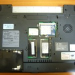 dynabook TX/960LS の分解